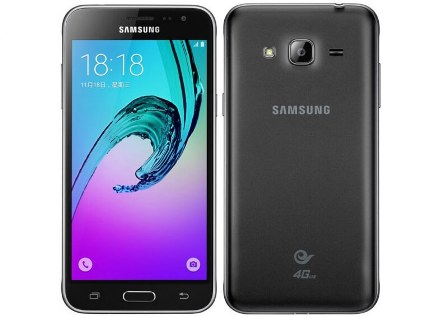 HANDPHONE SAMSUNG GALAXY J3(SM-J320G/DS) GOLD (DEMO FULL) - MDP IT & Electronic Store